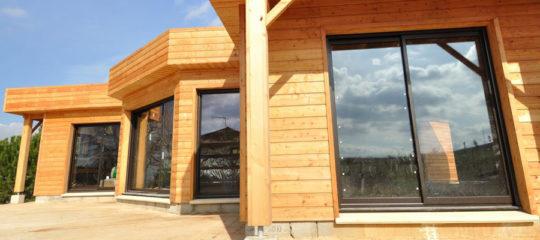 Bâtiments en bois